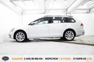 Used 2018 Volkswagen Golf Sportwagen Manuelle + Comfortline 4MOTION  + Keyless for sale in Québec, QC