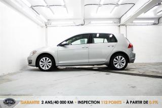 Used 2016 Volkswagen Golf Manuelle Comfortline 1.8 TSI + Bluetooth + Caméra for sale in Québec, QC