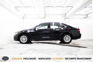 Used 2014 Volkswagen Passat 1.8 TSI Trendline + bluetooth + banc chauffant for sale in Québec, QC