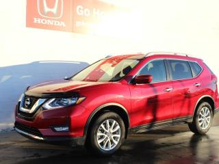 Used 2017 Nissan Rogue SV AWD PANO ROOF for sale in Edmonton, AB