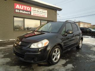 Used 2008 Suzuki SX4 4WD for sale in St-Hubert, QC
