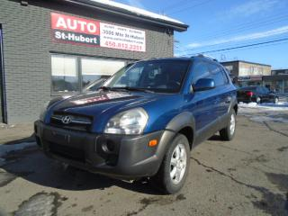 Used 2005 Hyundai Tucson GL ** 60 000 KM ** for sale in St-Hubert, QC