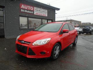 Used 2013 Ford Focus SE for sale in St-Hubert, QC