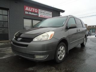 Used 2004 Toyota Sienna CE for sale in St-Hubert, QC