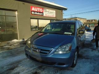 Used 2007 Honda Odyssey LX for sale in St-Hubert, QC