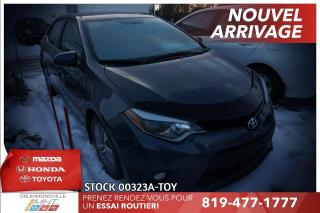 Used 2014 Toyota Corolla LE ECO| SIÈGES CHAUFFANTS| CAM RECUL| for sale in Drummondville, QC