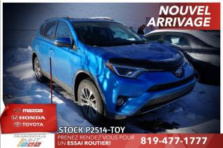 Used 2017 Toyota RAV4 XLE| TOIT| SAFETY SENSE| for sale in Drummondville, QC
