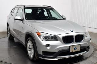 Used 2015 BMW X1 XDRIVE CUIR TOIT PANO MAGS for sale in Île-Perrot, QC