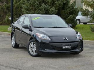 Used 2013 Mazda MAZDA3 SKY-ACTIV,GS,HEATED SEATS,BLUETOOTH,NO-ACCIDENTS, for sale in Mississauga, ON