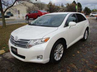 Used 2011 Toyota Venza ~LOW KM'S~BLUETOOTH~EXTRAC CLEAN~CERTIFIED!!! for sale in Toronto, ON