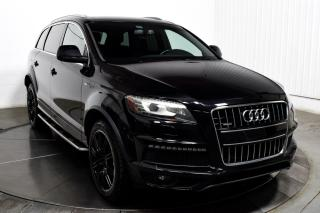Used 2011 Audi Q7 S-LINE QUATTRO TDI CUIR TOIT PANO MAGS for sale in Île-Perrot, QC
