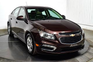 Used 2015 Chevrolet Cruze CUIR TOIT MAGS CAMERA RECUL A/C for sale in Île-Perrot, QC