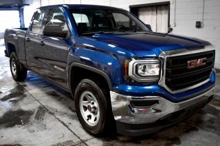 Used 2017 GMC Sierra 1500 DOUBLE CAB 4.3L for sale in St-Hubert, QC