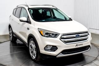 Used 2017 Ford Escape TITANIUM AWD CUIR TOIT PANO MAGS 19P NAV for sale in Île-Perrot, QC