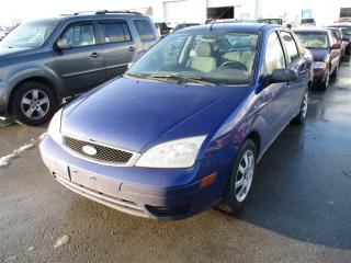 Used 2005 Ford Focus ZX4 for sale in Innisfil, ON