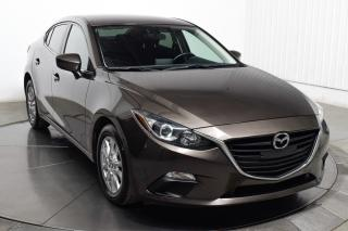 Used 2015 Mazda MAZDA3 GS A/C MAGS NAV CAMERA DE RECUL for sale in Île-Perrot, QC