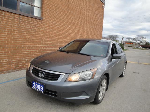 2009 Honda Accord EX-L safety warranty