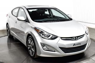 Used 2015 Hyundai Elantra SPORT A/C MAGS TOIT BLUETOOTH for sale in Île-Perrot, QC