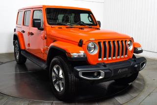 Used 2019 Jeep Wrangler UNLIMITED SAHARA 4WD  MAGS for sale in Île-Perrot, QC