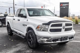 Used 2017 RAM 1500 SLT OUTDOORSMAN 5.7L V8 QUAD 4X4 MAGS 20 for sale in Île-Perrot, QC