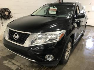 Used 2014 Nissan Pathfinder SL AWD CUIR MAGS NAV CAMERA DE RECUL for sale in Île-Perrot, QC