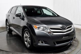 Used 2016 Toyota Venza XLE REDWOOD EDITION V6 AWD  CUIR TOIT PA for sale in Île-Perrot, QC