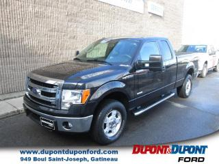 Used 2014 Ford F-150 Cabine Super 4RM 163 po XLT for sale in Gatineau, QC