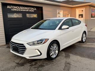 Used 2017 Hyundai Elantra for sale in Kingston, ON