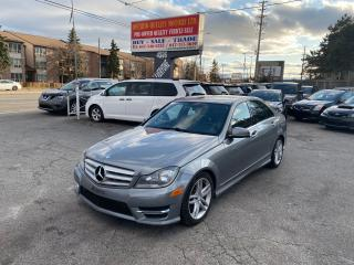 Used 2013 Mercedes-Benz C-Class C 300 for sale in Toronto, ON