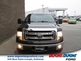 Used 2013 Ford F-150 Cab SuperCrew 4RM 145 po XLT for sale in Gatineau, QC