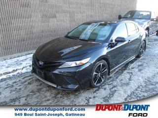 Used 2018 Toyota Camry XSE for sale in Gatineau, QC