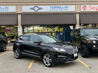 Used 2015 Lincoln MKC Reserve, Navi, Pano Roof, Blind Spot for sale in Vaughan, ON