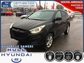 Used 2014 Hyundai Tucson GL  awd avec a/c et sieges chauffants for sale in Gatineau, QC
