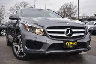Used 2015 Mercedes-Benz GLA GLA 250 - ONLY $210.24 BI WEEKLY O.A.C for sale in Oakville, ON