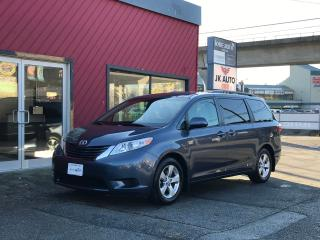 Used 2016 Toyota Sienna LE for sale in Coquitlam, BC