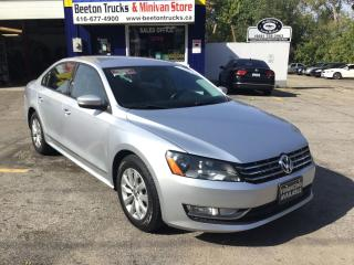 Used 2012 Volkswagen Passat INCLUDES NEW WINTER TIRES PLUS INSTILLATION for sale in Beeton, ON