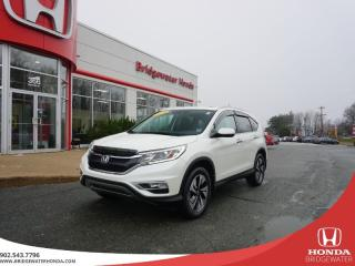 Used 2016 Honda CR-V Touring AWD // Lease Buyback & Dealer Maintained for sale in Bridgewater, NS