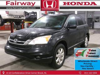 Used 2011 Honda CR-V LX for sale in Halifax, NS