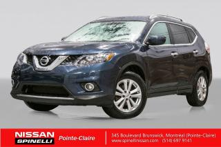 Used 2016 Nissan Rogue SV FWD ROUES MOTRICES AVANTS / SIEGES CHAUFFANTS / CAMERA DE RECUL for sale in Montréal, QC