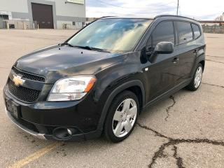 Used 2012 Chevrolet Orlando 1LT for sale in Mississauga, ON