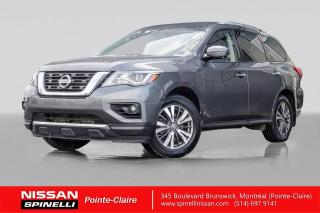 Used 2018 Nissan Pathfinder SL AWD SL TECH PACKG / NAVIGATION / ANGLES MORTS / CAMERA DE RECUL for sale in Montréal, QC