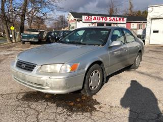 Used 2000 Toyota Camry CE/Automatic/4 Cylinder/AS IS Special for sale in Scarborough, ON