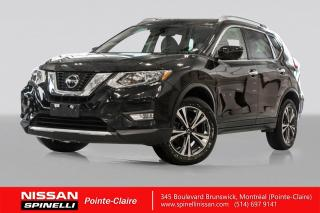 Used 2019 Nissan Rogue SV TECH AWD NAVIGATION / AWD / TOIT PANORAMIQUE / ANGLES MORTS / CAMERA DE RECUL / DEMARREUR A DISTANCE for sale in Montréal, QC