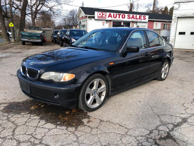 2003 BMW 3 Series 330i/Automatic/Leather/Roof/AS IS Special