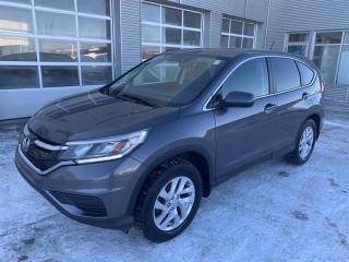 Used 2015 Honda CR-V SE AWD for sale in Gatineau, QC