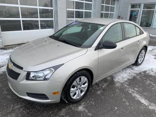Used 2014 Chevrolet Cruze 2LS for sale in Gatineau, QC