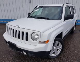 Used 2016 Jeep Patriot North 4X4 for sale in Kitchener, ON