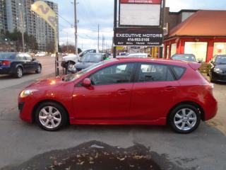Used 2011 Mazda MAZDA3 GS/ SUPER CLEAN / ALLOYS / LOADED / CERTIFIED / for sale in Scarborough, ON