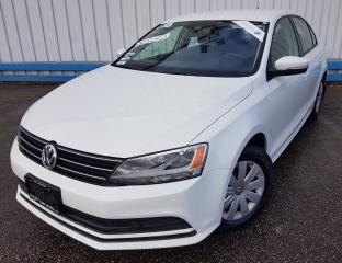Used 2015 Volkswagen Jetta Trendline *HEATED SEATS* for sale in Kitchener, ON