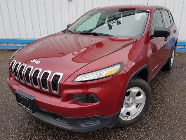 2016 Jeep Cherokee Sport 4x4 *BLUETOOTH*